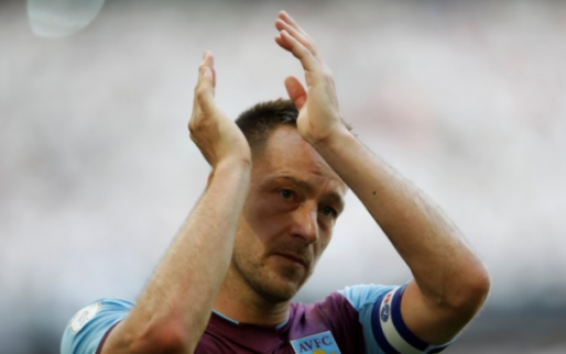 Afbeelding: Groot nieuws uit Engeland: Terry (37) kondigt einde van carrière aan