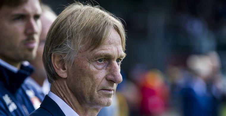 Verontwaardiging bij Willem II: 'Ik neem hem dat kwalijk, onbegrijpelijk'