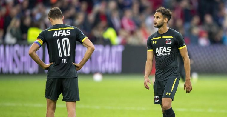 De Eredivisie-flops: vier spelers van AZ na horrorshow in Amsterdam