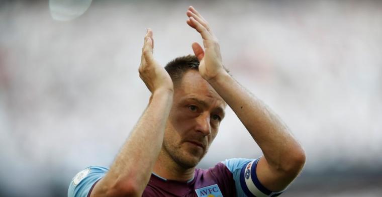 Groot nieuws uit Engeland: Terry (37) kondigt einde van carrière aan