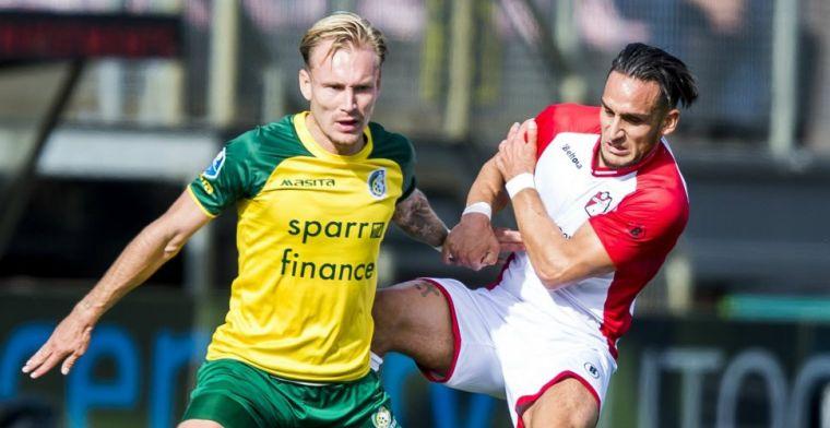 Fortuna Sittard toont veerkracht en vecht zich naar punt in aantrekkelijke kraker