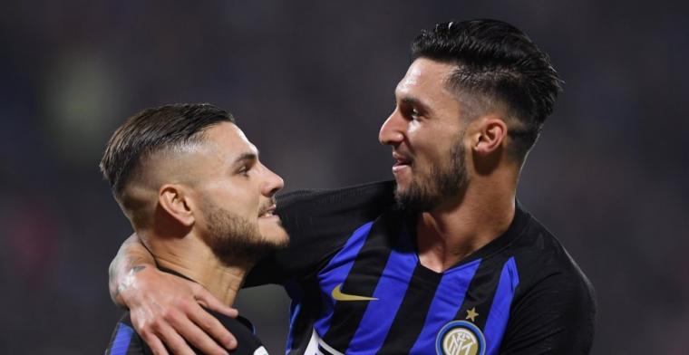 Icardi weer goud waard voor Inter: Argentijn schiet ploeg naar plek drie