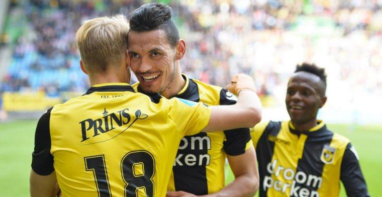 Vitesse kleineert Heracles en maakt grote sprong op Eredivisie-ranglijst