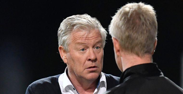 """Maes ziet ernst van de situatie in: """"Een coach die maar 5 op 30 haalt"""""""