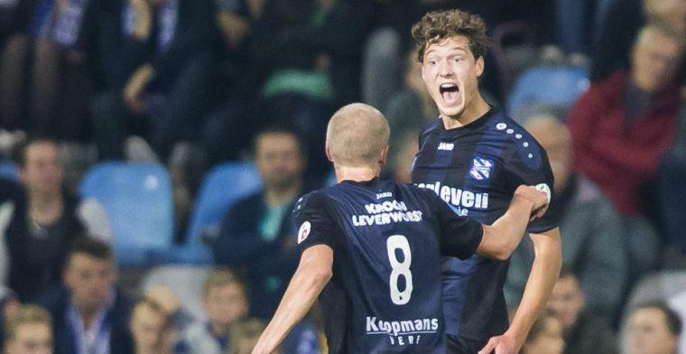 'Complete' Lammers lost belofte in: Hij moest een Eredivisie-spits worden
