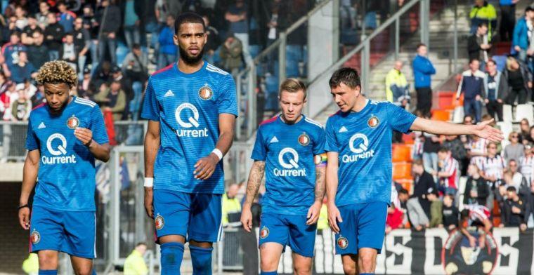'Zij hebben in hun eentje meer transferwaarde dan de hele selectie van Feyenoord'