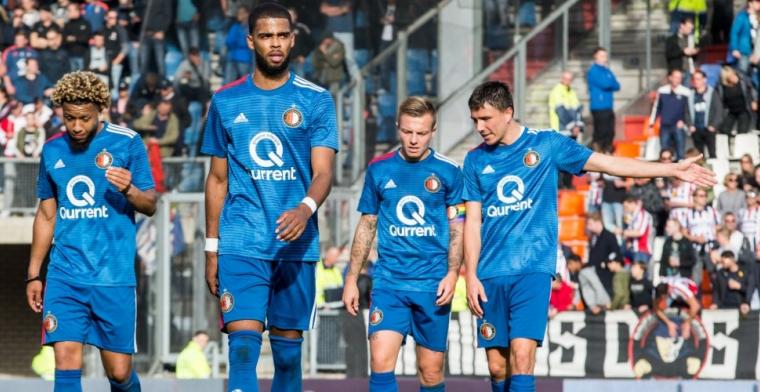 Schelvis kijkt naar Ajax: 'Een leuk aandachtspuntje voor de Feyenoord-opleiding'