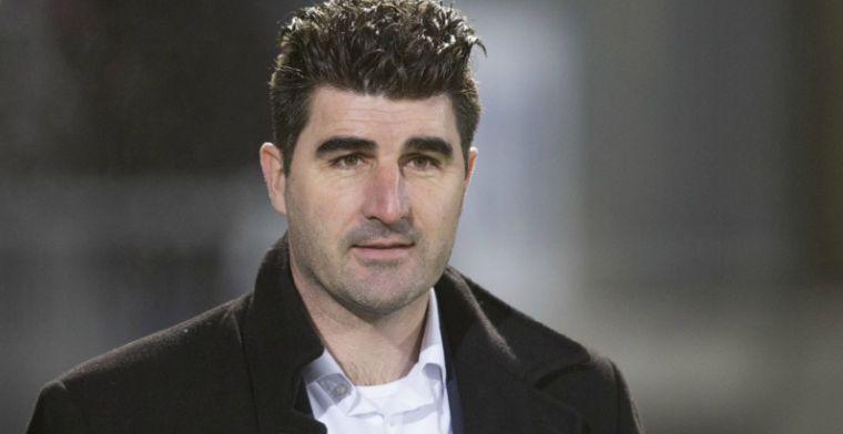 Ontslagen trainer Salden blijft in andere functie toch verbonden aan Volendam