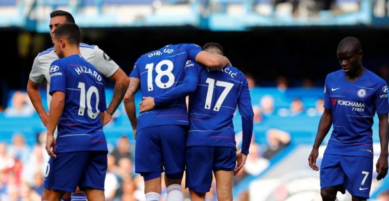 Chelsea kan derde hond worden: Maar het hangt érg af van Hazard