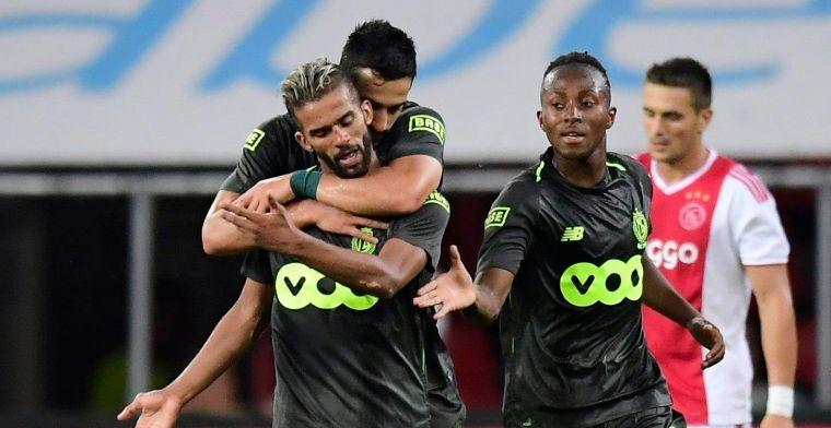 Preud'homme is een tacticus, onder Sa Pinto was het spel eerder op instinct