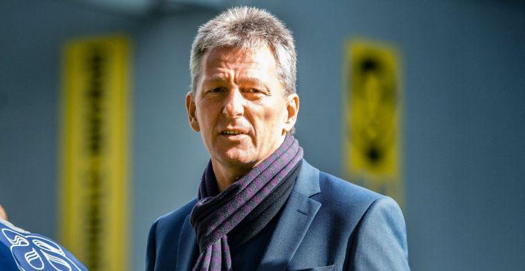 'We staan nu heel hoog, maar zijn eerder te vergelijken met Heerenveen of VVV'