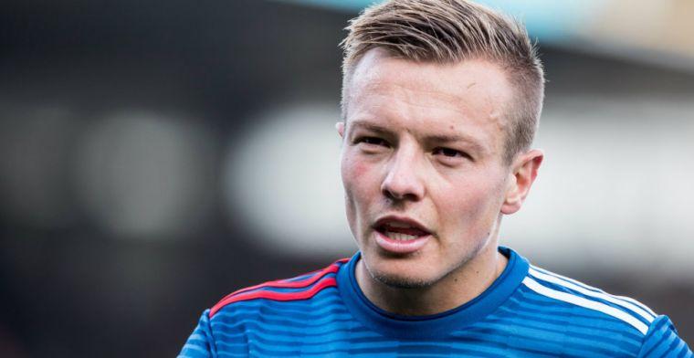 Clasie lacht om Ajax-suggestie van Van der Meyde: Gewoon mijn club