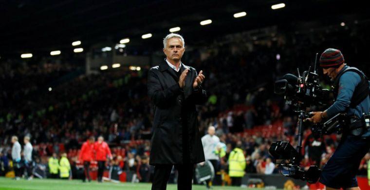 Steun voor Mourinho: 'Ik zei hetzelfde toen Van Gaal manager was'