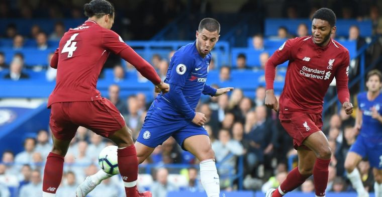 'Ik zou Hazard de bestbetaalde speler ter wereld maken, hij is onvervangbaar'