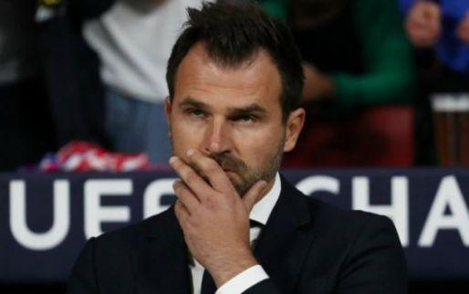 Afbeelding: Stofwolken trekken op in België: Club Brugge-coach moet nacht in cel doorbrengen