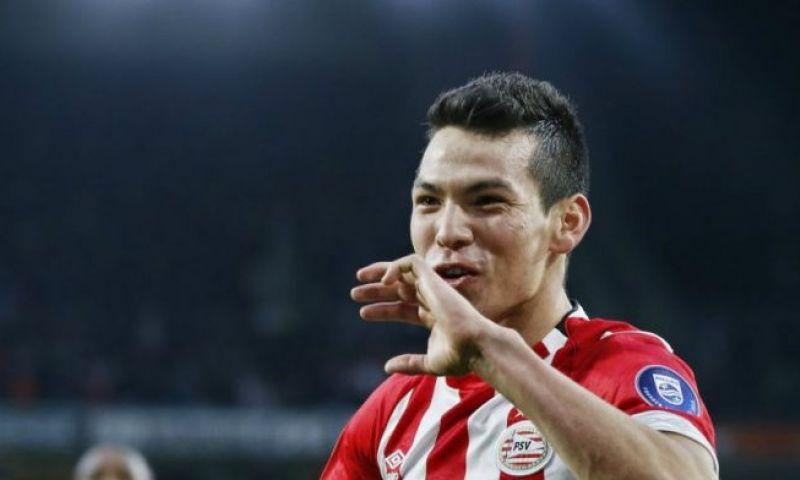 Afbeelding: 'Voordat hij naar PSV ging bood ik Lozano daar aan voor drie tot vier miljoen'