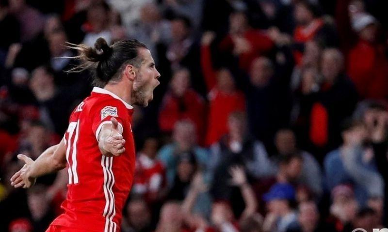 Image: Giggs confirma la baja de Bale contra España