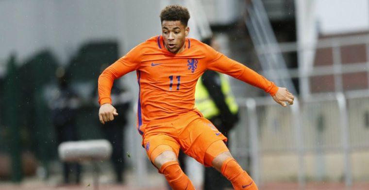Oranje-debutant: 'Een overwinning op mensen die zeiden dat ik het niet zou halen'