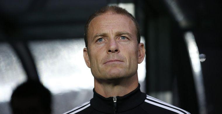 AA Gent heeft zijn nieuwe trainer beet: Ik ben vereerd hier te zijn