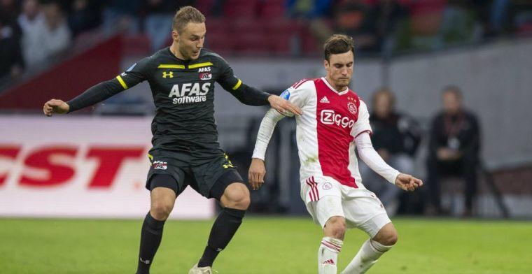 Ik verwacht dat we dit seizoen minimaal als derde eindigen in de Eredivisie