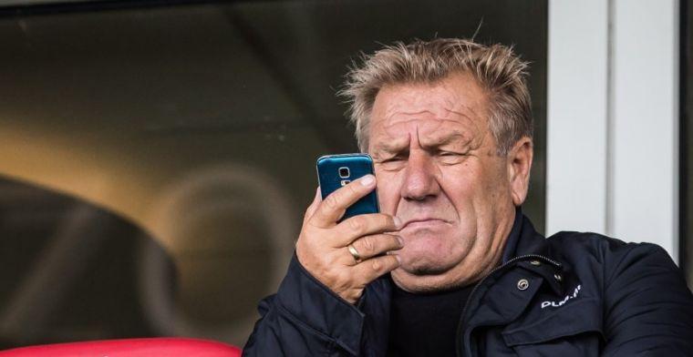Het niveau van Feyenoord, daar krijg je een beetje angst voor