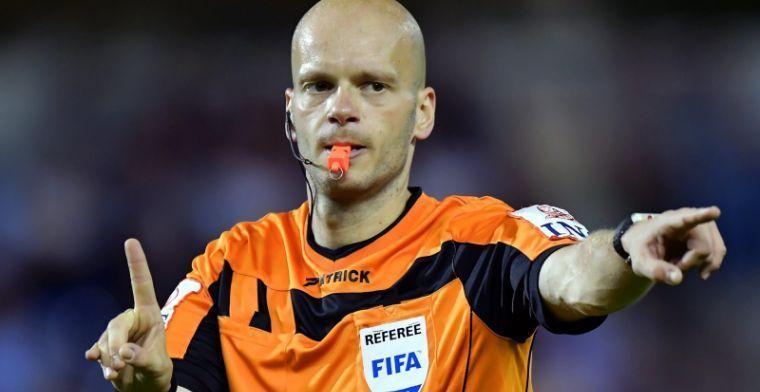 Aanhouding van Delferière niet zonder gevolgen, UEFA grijpt nu al in