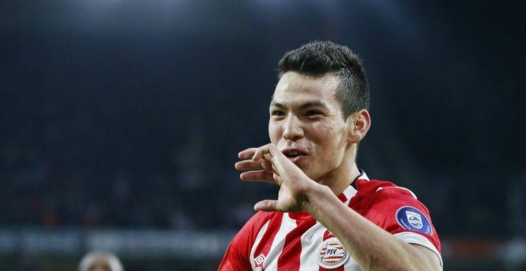 'Voordat hij naar PSV ging bood ik Lozano daar aan voor drie tot vier miljoen'