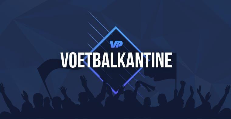 VP-voetbalkantine: 'Ondanks fiasco bij Ajax, nestelt AZ zich in de top-drie'