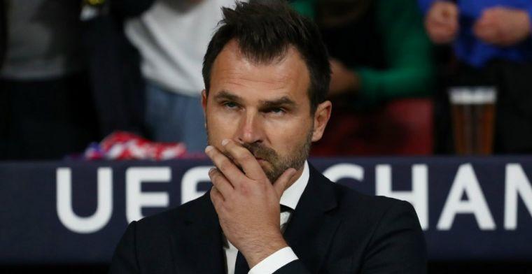 Stofwolken trekken op in België: Club Brugge-coach moet nacht in cel doorbrengen