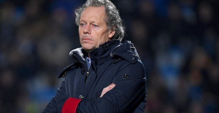 'Contracten Preud'homme en enkele spelers meegenomen'