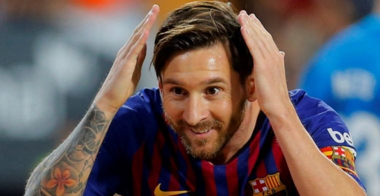 France Football borra una encuesta para el Balón de Oro en la que Messi arrasaba