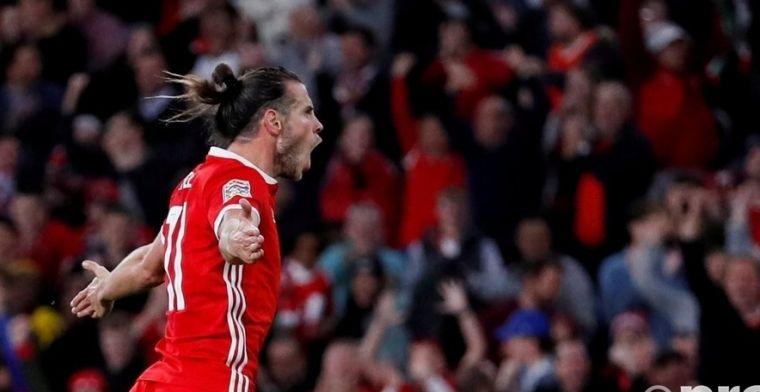 Giggs confirma la baja de Bale contra España