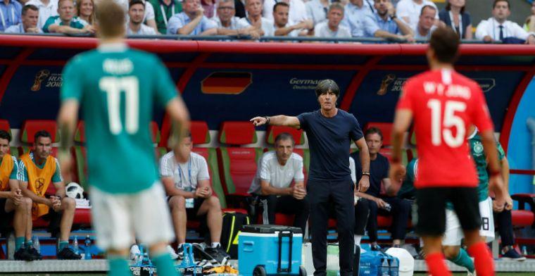 Löw looft Nederlands elftal: Ze hebben technisch zeer goede spelers