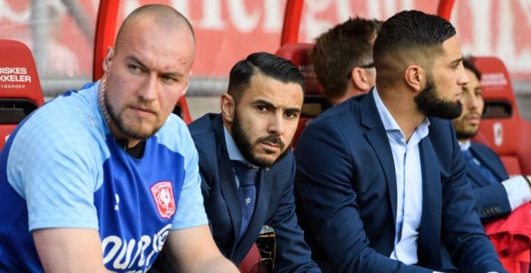 Assaidi zag af van Eredivisie-transfer: 'Daar wilde ik Twente niet voor verlaten'