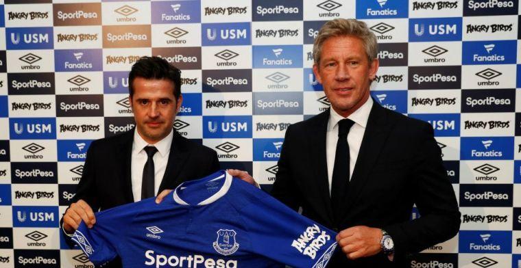'Brands zet Everton naar zijn hand en renoveert scoutingnetwerk van voorganger'