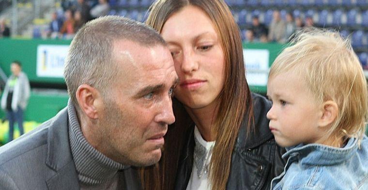 Ricksen moet opgenomen worden in ziekenhuis: 'Gelukkig was het vals alarm'