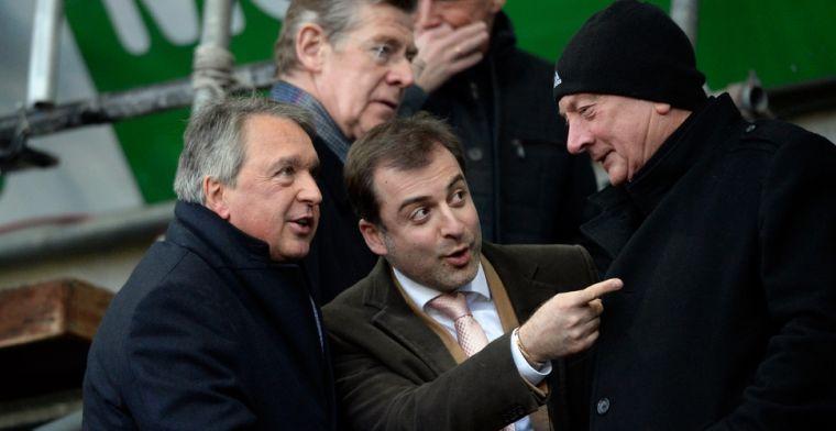 Wist Coucke van mogelijk gesjoemel Van Holsbeeck? 'Mee de aanleiding voor ontslag'