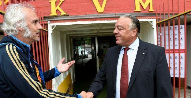 Supporters van KV Mechelen zijn woest, voorzitter Timmermans reageert