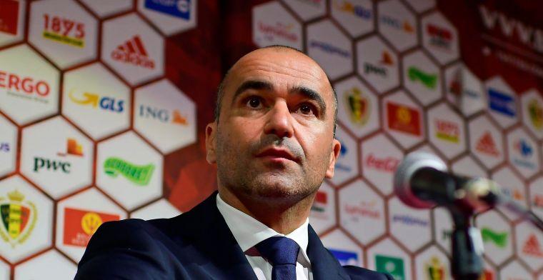 LIVE: Martinez & Hazard kijken vooruit naar interlands tegen Zwitserland & Oranje