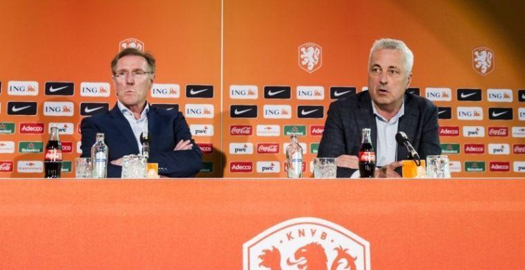 Van Breukelen 'kwaad en teleurgesteld' na KNVB-afgang: Op de vlucht geslagen