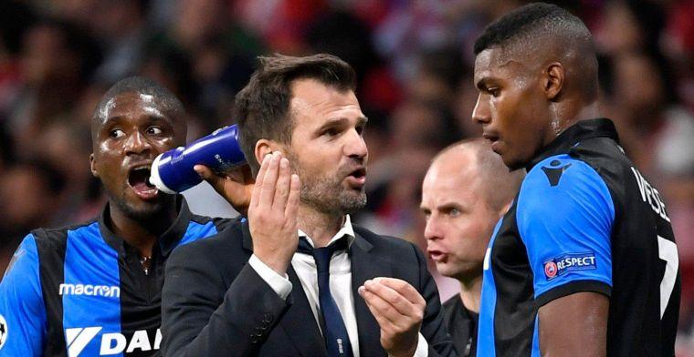 Club Brugge-fans laten Leko niet vallen: 'Moedig hem aan'