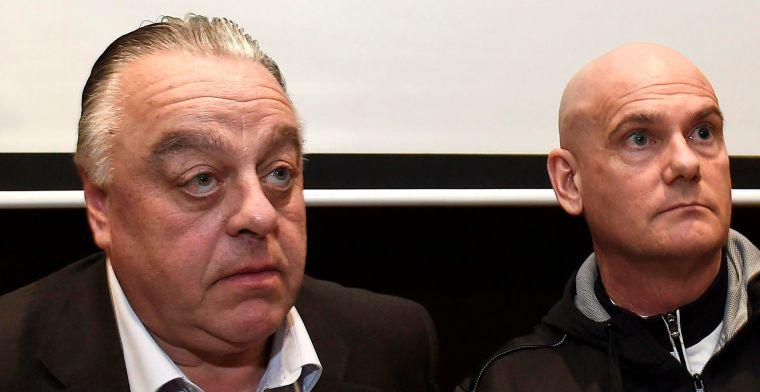Protest bij KV Mechelen: fanshop sluit en zware nacht voorspeld
