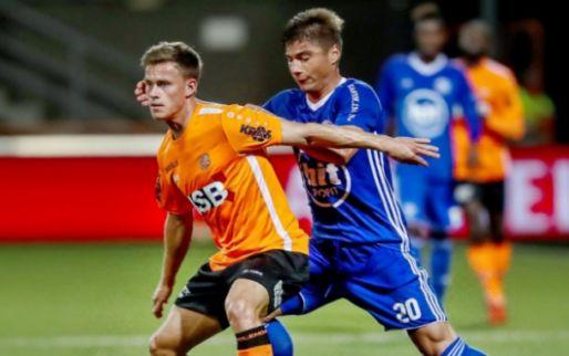 Afbeelding: FC Volendam verrast koploper Almere City; pijnlijke misstap voor NEC