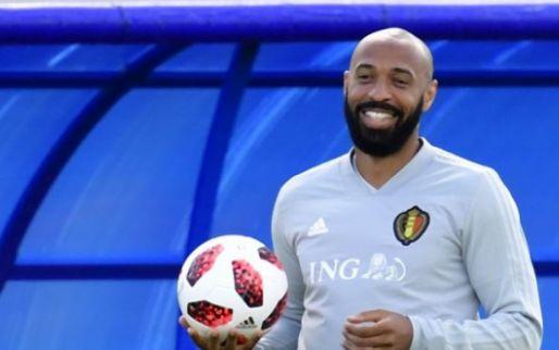 Afbeelding: Belgische bondscoach bevestigt vertrek van Henry: 'Wij zijn heel trots'