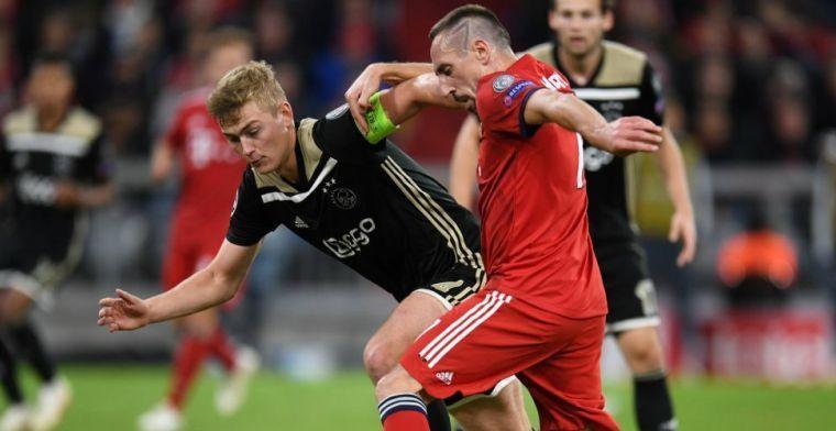'De Ligt neemt twijfels weg: FC Barcelona wil in winter toeslaan bij Ajax'