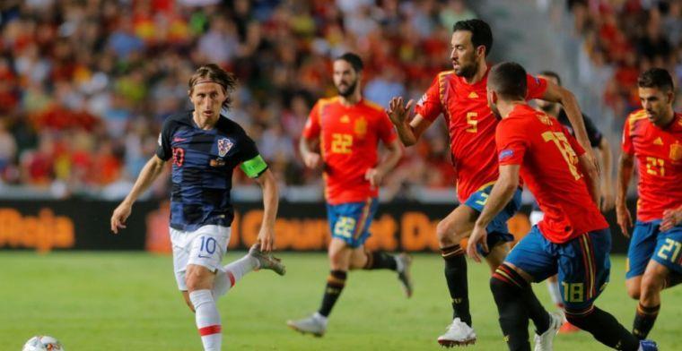 'Modric is ongelukkig in Madrid en wil weg: transfer in januari is onmogelijk'