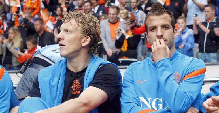 Van der Vaart zat fout: 'Ik dacht: die gaat nooit het betaalde voetbal halen'