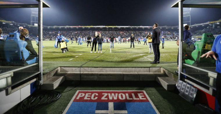 PEC Zwolle versterkt zich met 'typisch Franse verdediger': 'Heeft veel potentie'
