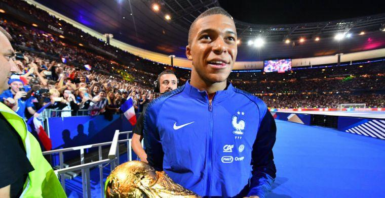 Mbappé geeft WK-premie aan goed doel: 'Verandert mijn leven niet, wel dat van hén'