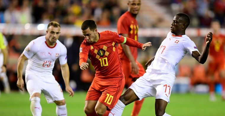 Hazard verklapt zijn favoriet voor de Gouden Bal: Hij is zoals Zidane